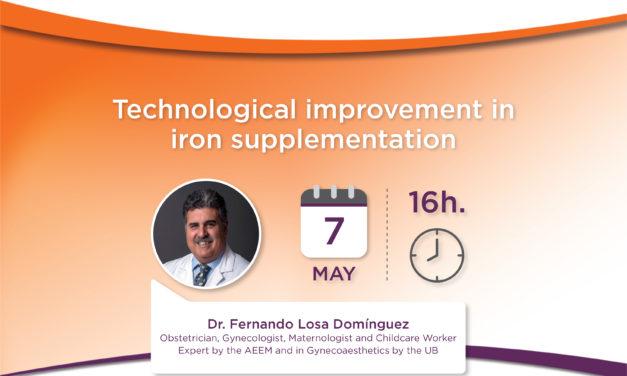Mejora tecnológica en la suplementación de hierro