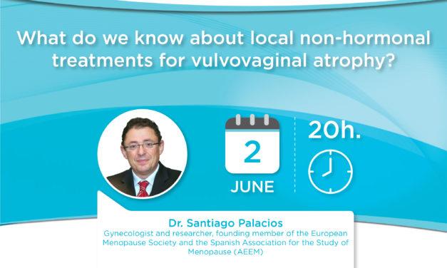 ¿Qué sabemos de los tratamientos locales no hormonales para la atrofia vulvovaginal?