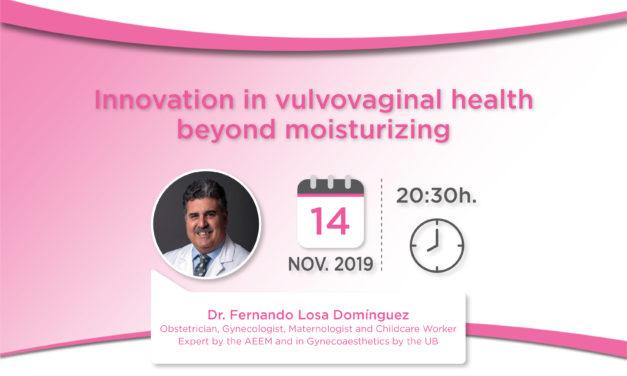 Innovación en la salud vulvovaginal: más allá de la hidratación