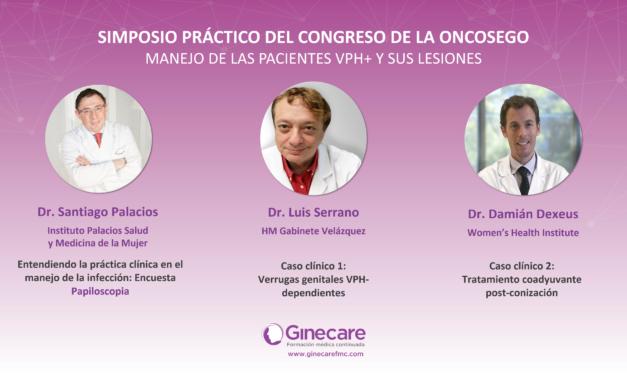 Manejo de las pacientes VPH+ y sus lesiones