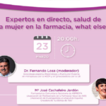 Experts in live, woman's health in pharmacy, what else?