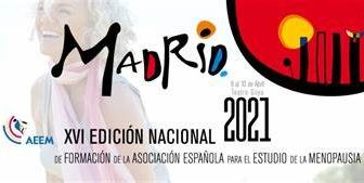 XVI EDICIÓN NACIONAL DE FORMACIÓN DE LA ASOCIACIÓN ESPAÑOLA PARA EL ESTUDIO DE LA MENOPAUSIA (AEEM 2021)